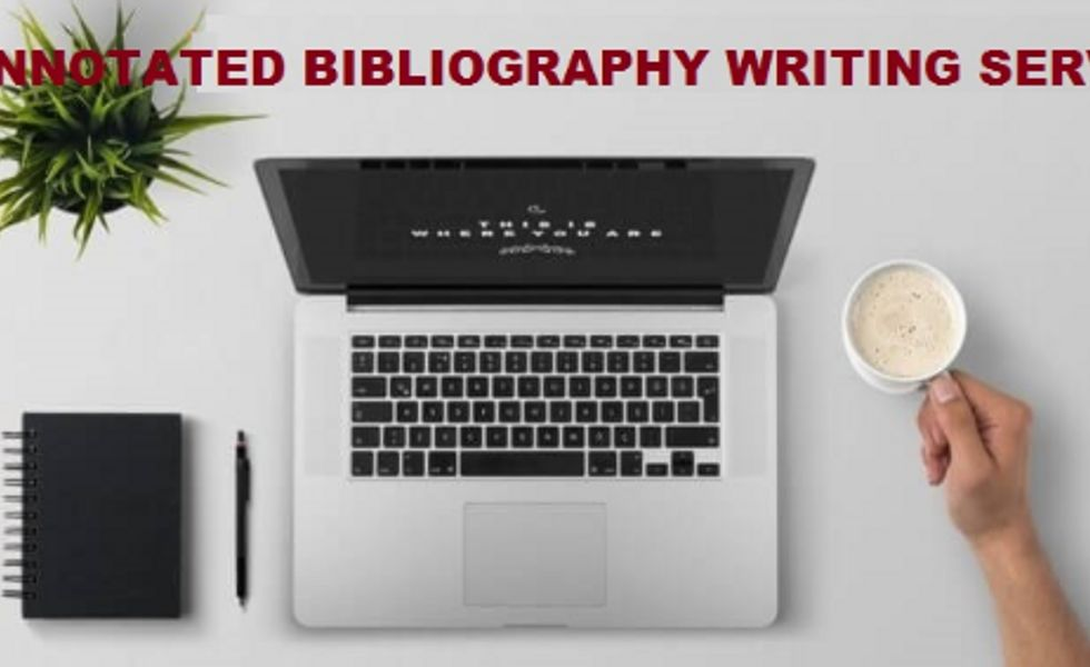 How to write an annotated bibliography writing services