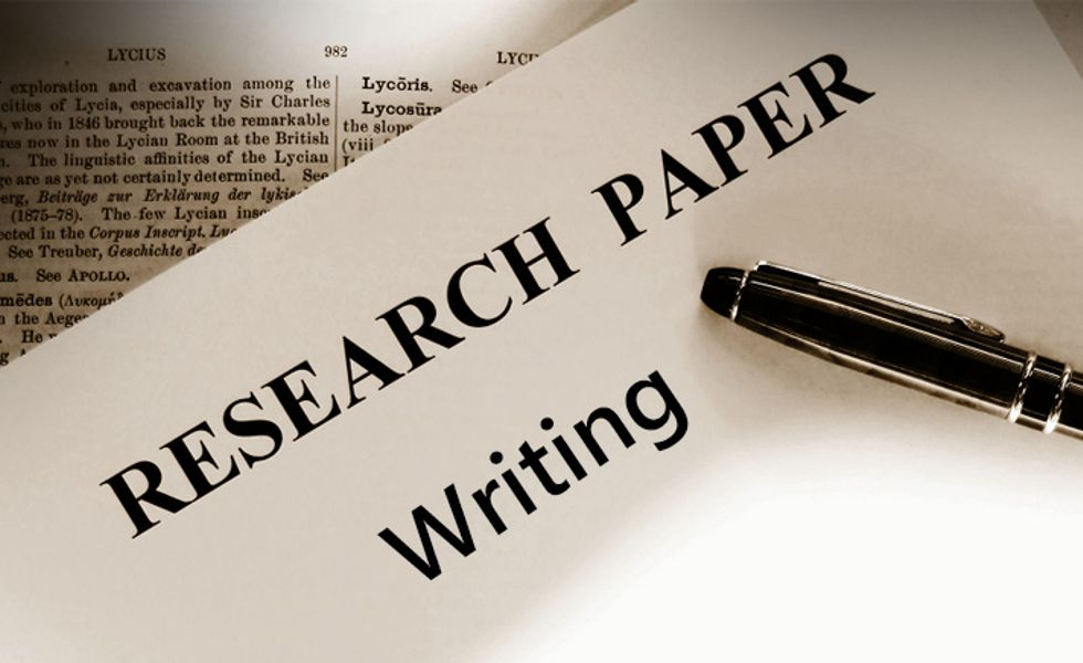 Write A Research Paper For Me