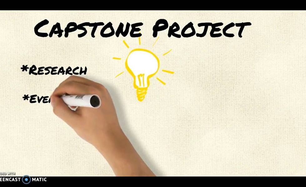 How to Write Coursework | How to write a Capstone Project