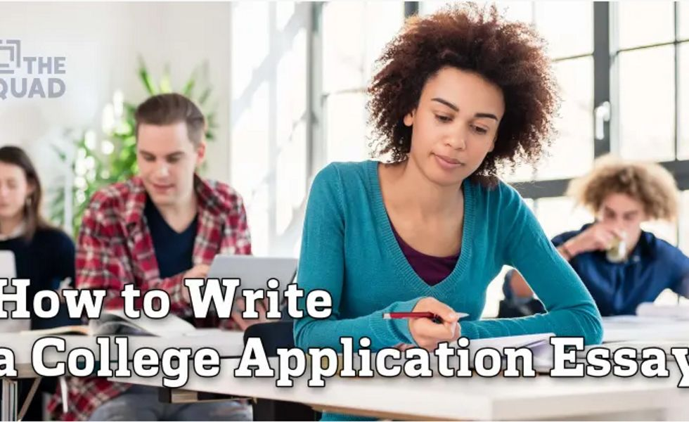 How to Write an Application Essay | Application Essay Writing Help