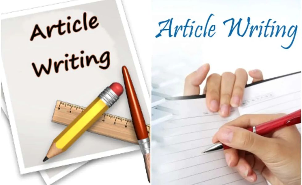 How to Write an Article | Help me write an article review